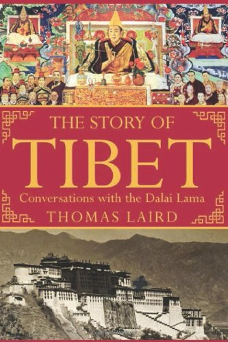 9780802118271: The Story of Tibet: Conversations with the Dalai Lama