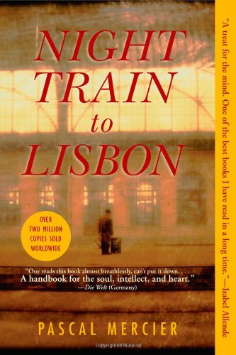 9780802118585: Night Train to Lisbon: A Novel