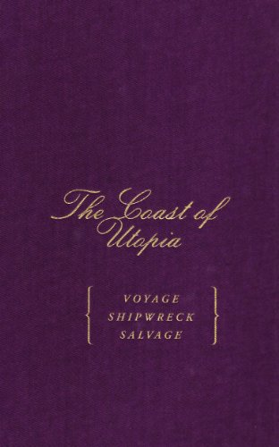 9780802118653: The Coast of Utopia: A Trilogy: Voyage, Shipwreck, Salvage