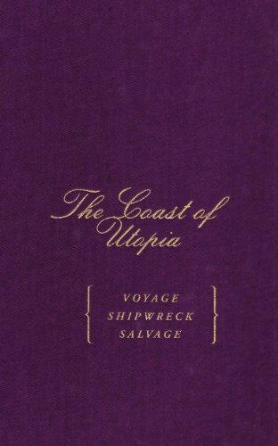 9780802118653: The Coast of Utopia: Voyage, Shipwreck, Salvage