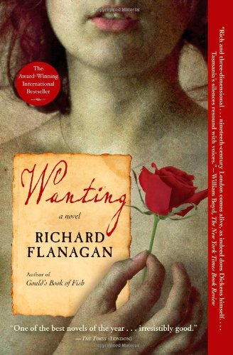 Wanting: Flanagan, Richard
