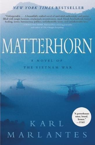 9780802119285: Matterhorn: A Novel of the Vietnam War