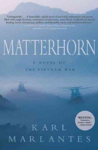 Matterhorn: Marlantes, Karl