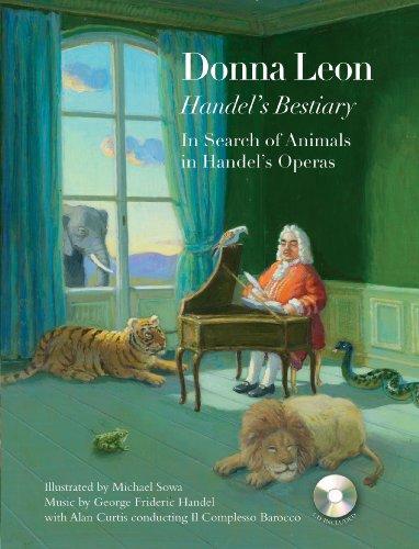 9780802119964: Handel's Bestiary: In Search of Animals in Handel's Operas