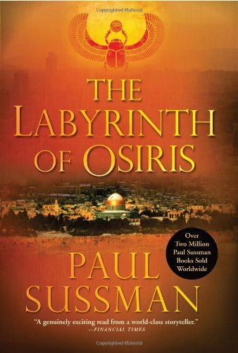 9780802120410: The Labyrinth of Osiris (Yusuf Khalifa, Book 3)