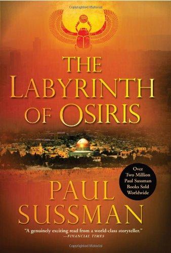 9780802120410: The Labyrinth of Osiris (Yusuf Khalifa, Book 3)