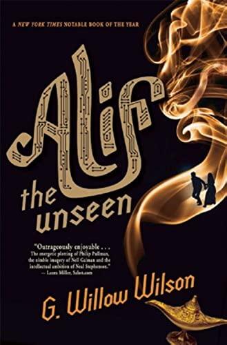 9780802121226: Alif the Unseen