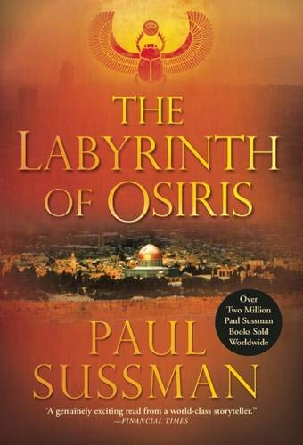 9780802121806: The Labyrinth of Osiris
