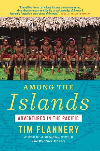 9780802121820: Among the Islands: Adventures in the Pacific