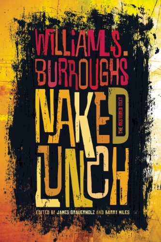 9780802122070: Naked Lunch: The Restored Text