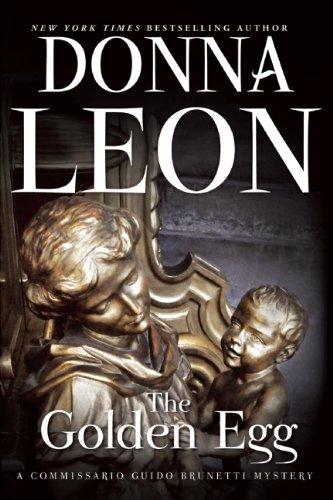 The Golden Egg (Guido Brunetti): Leon, Donna