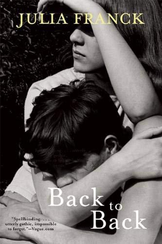9780802122872: Back to Back