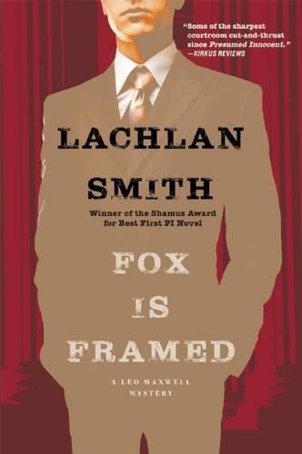 9780802123503: Fox Is Framed (Leo Maxwell Mystery)