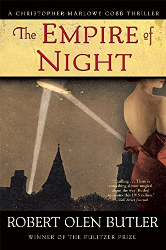 9780802124265: The Empire of Night (Christopher Marlowe Cobb)