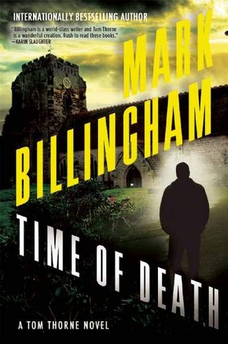 9780802124999: Time of Death (Tom Thorne)