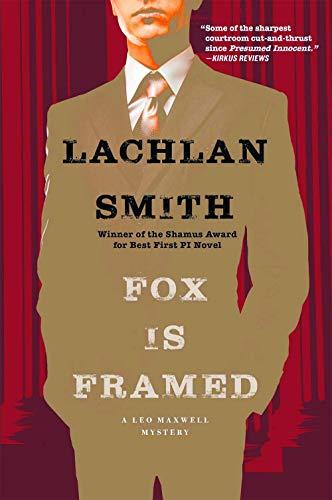 9780802125040: Fox Is Framed: A Leo Maxwell Mystery