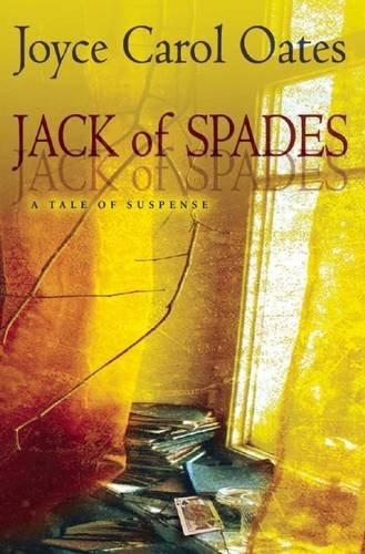9780802125057: Jack of Spades: A Tale of Suspense