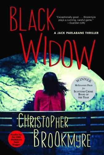 9780802125736: Black Widow: A Jack Parlabane Thriller