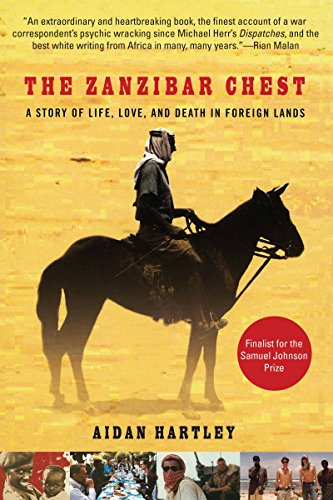 9780802125859: The Zanzibar Chest: A Story of Life, Love, and Death in Foreign Lands