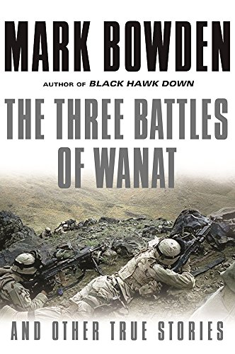 9780802126252: The Three Battles of Wanat: And Other True Stories