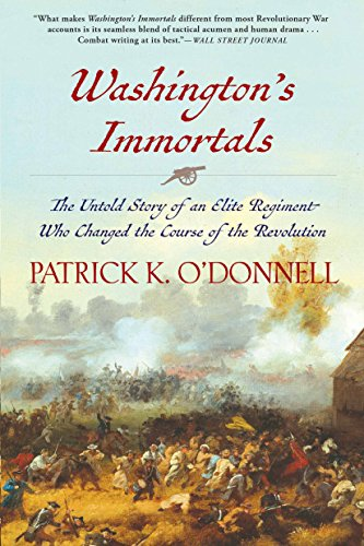 9780802126368: Washington's Immortals: The Untold Story of an Elite Regiment Who Changed the Course of the Revolution