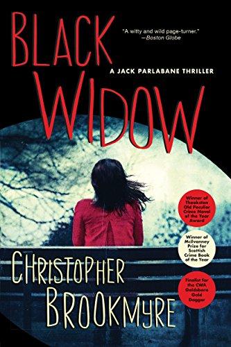 9780802127204: Black Widow: A Jack Parlabane Thriller