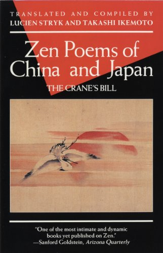 9780802130198: Zen Poems of China & Japan (An Evergreen Book)