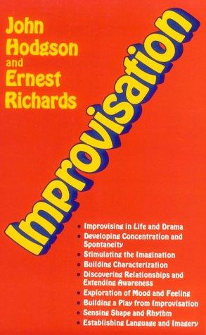 9780802130297: Improvisation