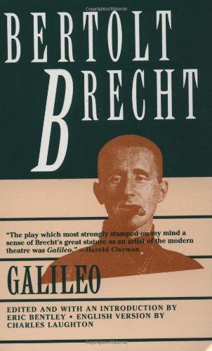 Galileo: Bertolt Brecht; Eric
