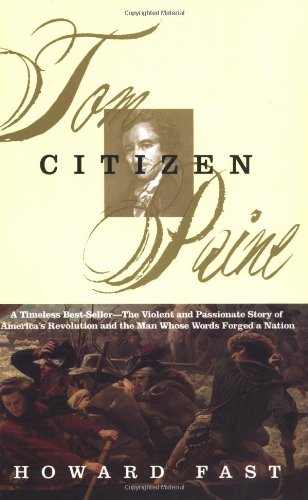 Citizen Tom Paine (Paperback or Softback)