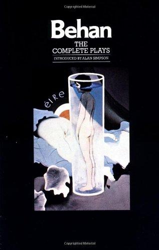 9780802130709: The Complete Plays: The Hostage, the Quare Fellow, Richard's Cork Leg (Black Cat Books)