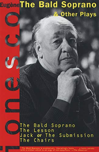 Four Plays: The Bald Soprano; The Lesson;: Eugene Ionesco; Translator-Donald