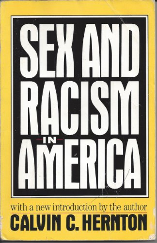 9780802130891: Sex and Racism in America: With a New Introduction