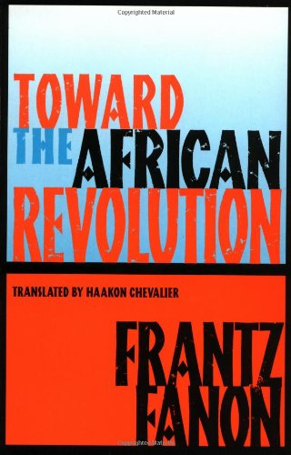 9780802130907: Toward the African Revolution (Fanon, Frantz)