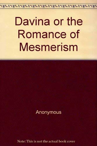 9780802131102: Davina or the Romance of Mesmerism (Grove Press Victorian Library)