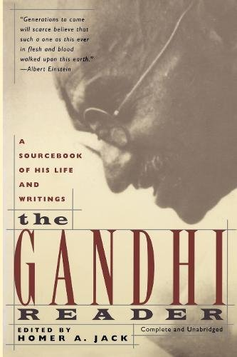 9780802131614: The Gandhi Reader: A Sourcebook of His Life and Writings