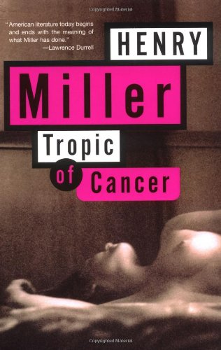 9780802131782: Tropic of Cancer