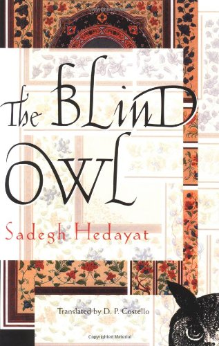 9780802131805: The Blind Owl