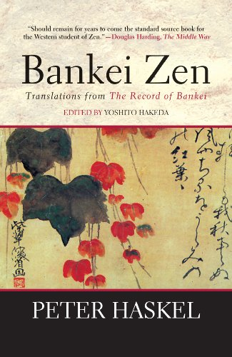 9780802131843: Bankei Zen: Translations from the Record of Bankei