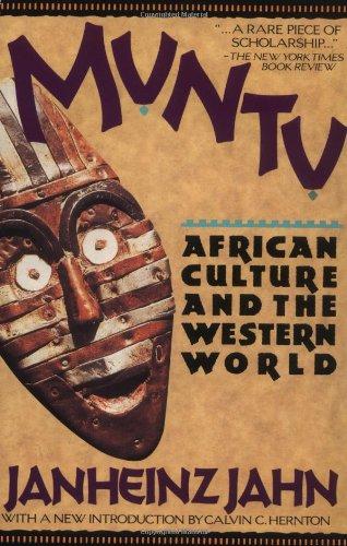 9780802132086: Muntu: African Culture and the Western World