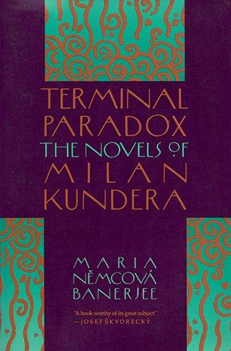 9780802132338: Terminal Paradox: The Novels of Milan Kundera