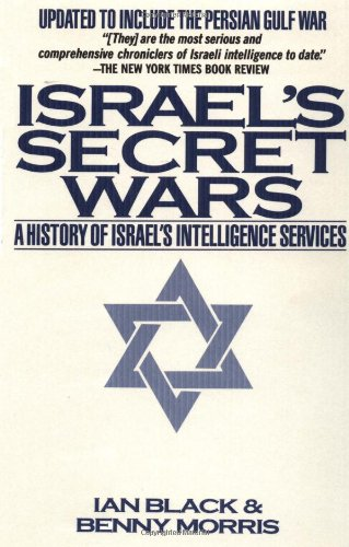 9780802132864: Israel's Secret Wars: A History of Israel's Intelligence Services