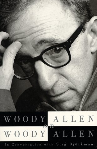 9780802134257: Woody Allen on Woody Allen: In Conversation With Stig Bjorkman