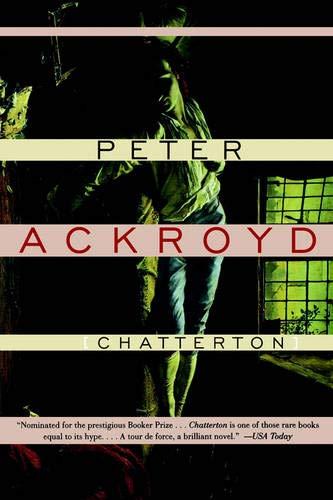 9780802134806: Chatterton