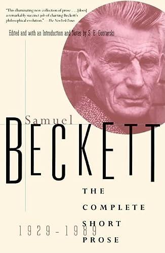 9780802134905: The Complete Short Prose of Samuel Beckett, 1929-1989 (Beckett, Samuel)
