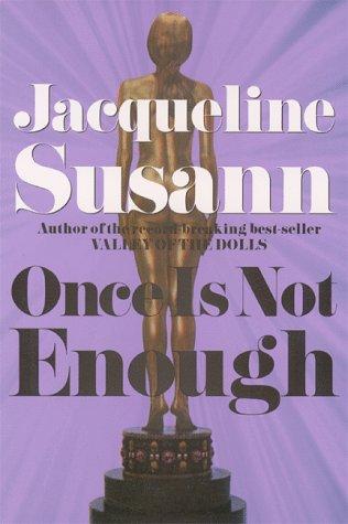 9780802135452: Once Is Not Enough (Jacqueline Susann)