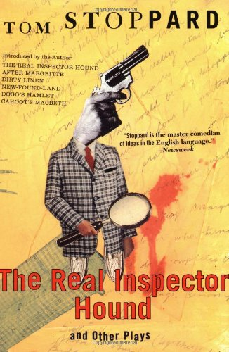 9780802135612: The Real Inspector Hound and Other Plays: And Other Plays