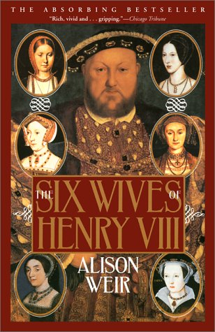 9780802136831: The Six Wives of Henry VIII