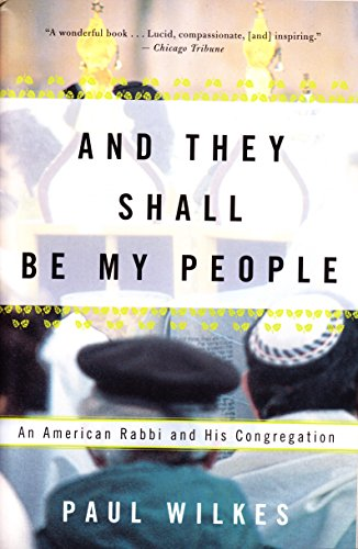 9780802137258: And They Shall Be My People: An American Rabbi and His Congregation