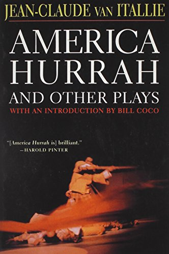 9780802137616: America Hurrah and Other Plays